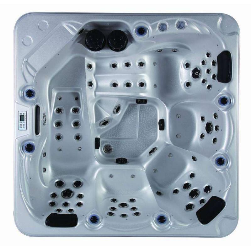 Minipiscina SPA-346 Budget supraterana albastru marin