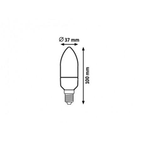 Multipack - SMD LED Becuri LED - 1