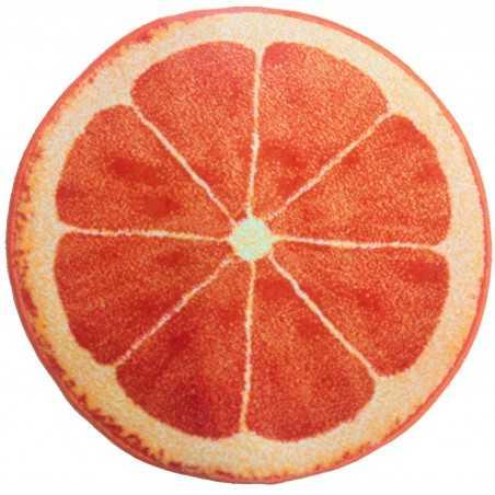 Covor rotund grapefruit - 1