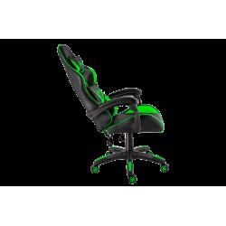 Scaun gaming verde cu negru XZONE - 3