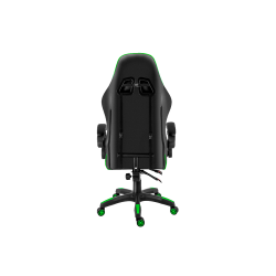 Scaun gaming verde cu negru XZONE - 4