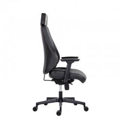 Scaun gaming negru cu gri Vertex - 3