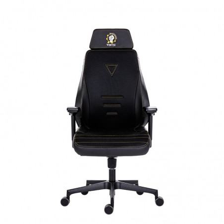 Scaun gaming negru Vertex - 1