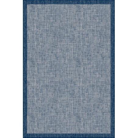 Covor lana Titus navy blue - 1