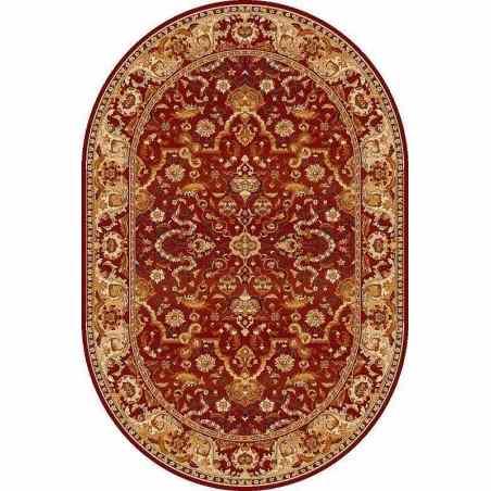 Covor lana Rejent oval 001 - 1