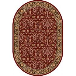 Covor lana oval Itamar rubin - 1