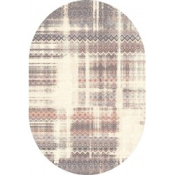 Covor lana oval Tadea sters  - 1