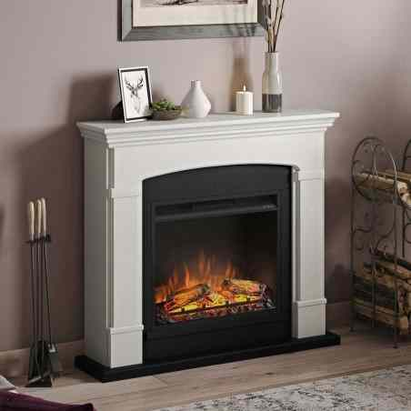 SEMINEU HELMI SOFT CREAM CU FOCAR ELECTRIC POWERFLAME 23 INCH  - 1