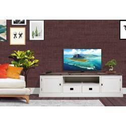 Comoda TV din lemn 200x45x55  - 1
