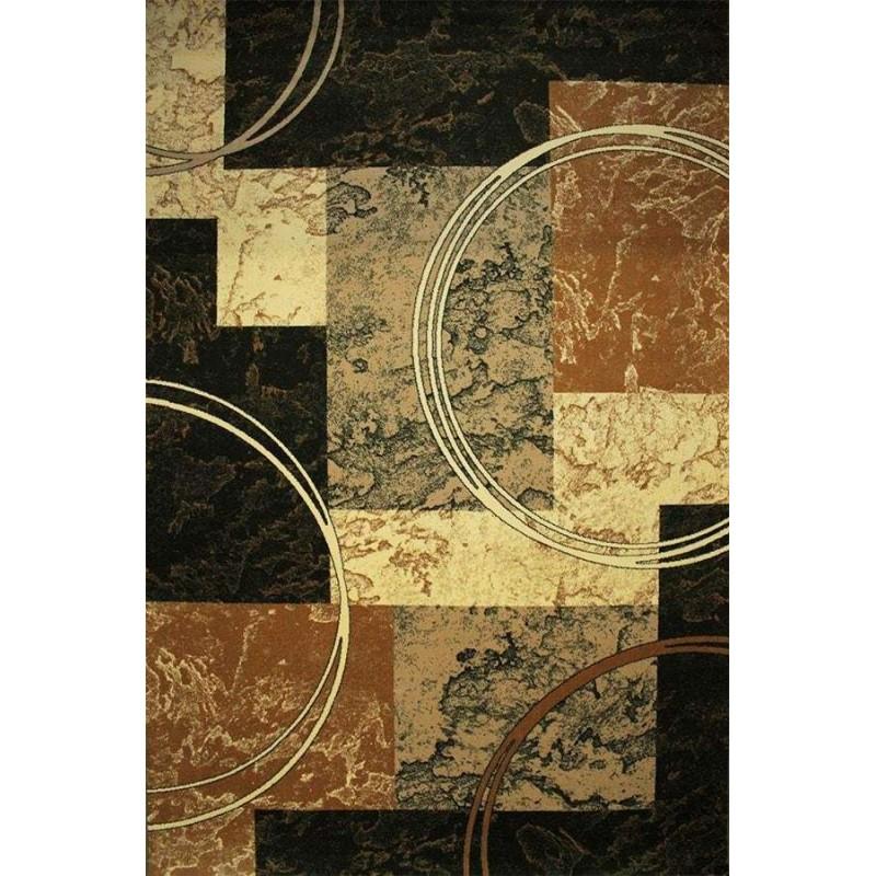 Covor modern multicolor 15001  - 1