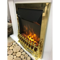 Semineu electric Marina & Galileo gold - 5