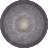 Covor lana Aiko wrzosowy koło - 1