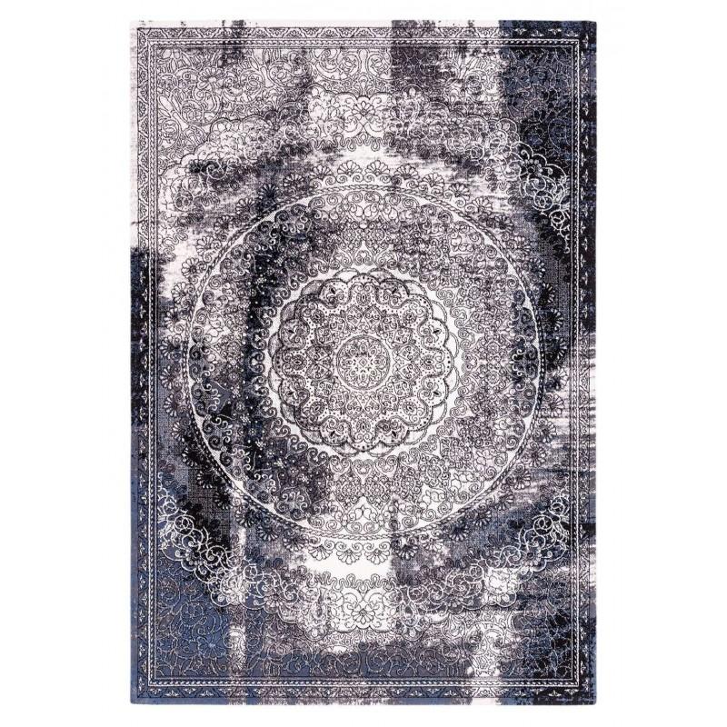 Covor lana Currus negru - 2