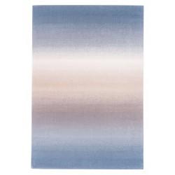 Covor lana Ombre albastru - 1