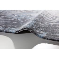 Covor lana Sense albastru  - 3