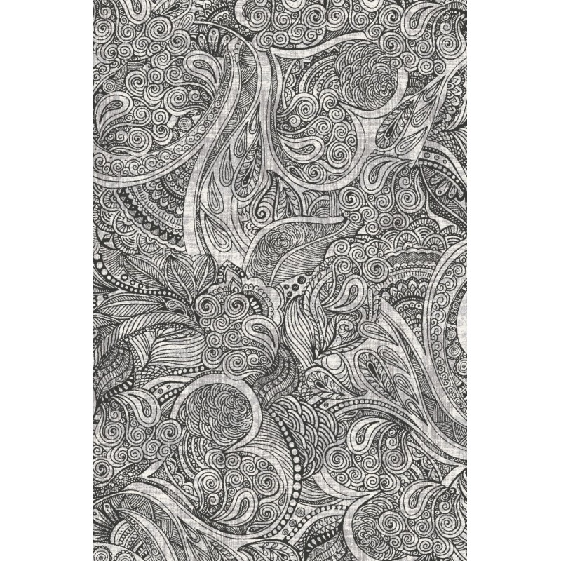 Covor lana Witu graphite  - 1