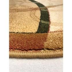 Covor lana oval Selma desert  - 2