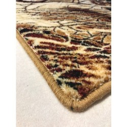 Covor lana Bellona natura abstracta chihlimbar - 3