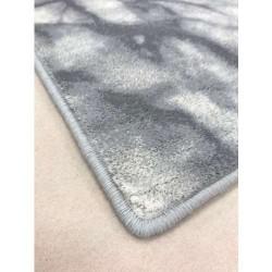 Covor lana Marmur gri deschis  - 2