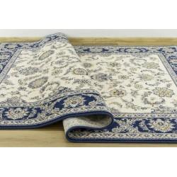 Covor lana Anafi albastru - 2