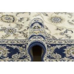 Covor lana Anafi albastru - 3