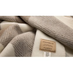 Patura de lana Igor 150 X 220  - 1
