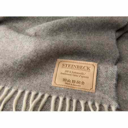Patura de lana Teltow 150 X 220  - 1