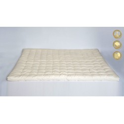 Saltea-Topper ortopedic de lana - 1