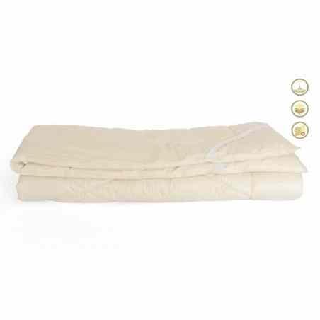 Protectie de lana pentru saltea Organic - 1