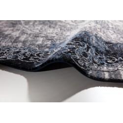 Covor lana Currus negru cerc - 3