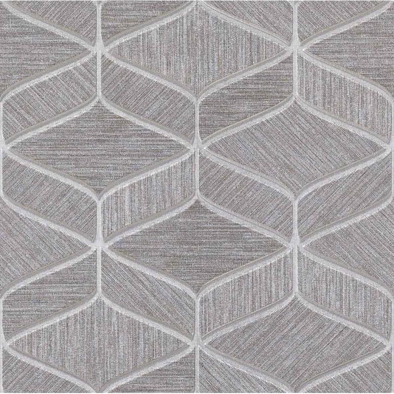 Tapet geometric gri Z63031 - 1