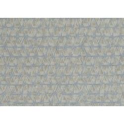 Tapet gri albastru model geometric 24622 - 1