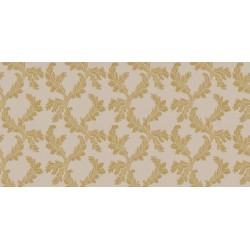 Tapet clasic floral auriu Z72042 - 1