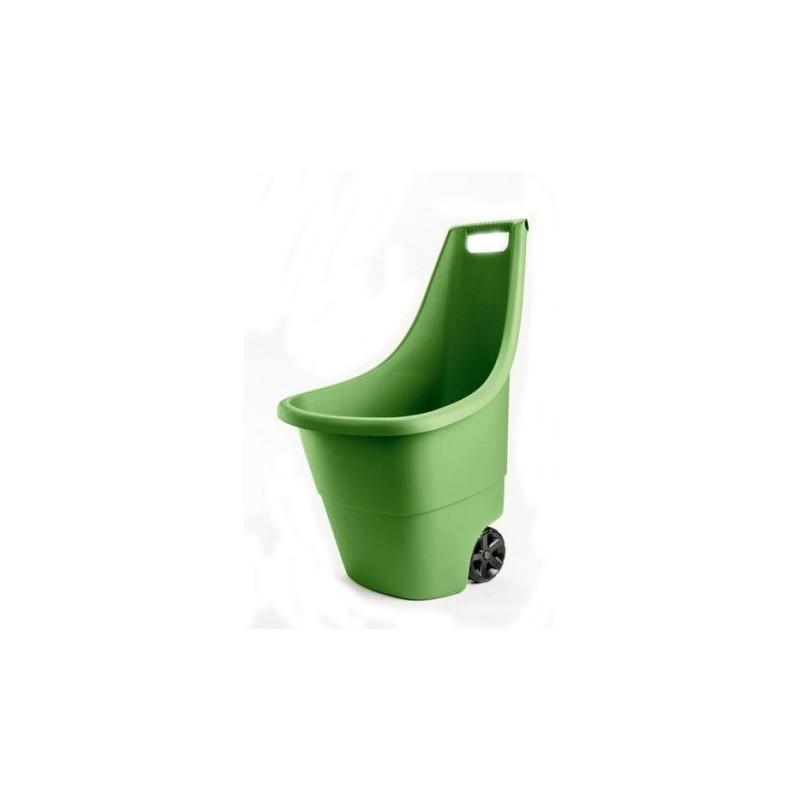 Roaba pentru gradina, verde, 50L - 4