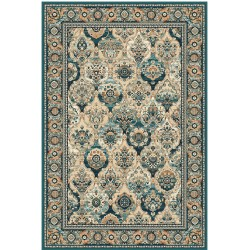 Covor lana Forenza smarald - 1