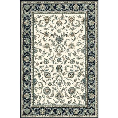 Covor lana Anafi albastru inchis - 1