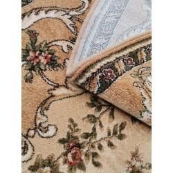 Covor lana oval Dafne desert - 3