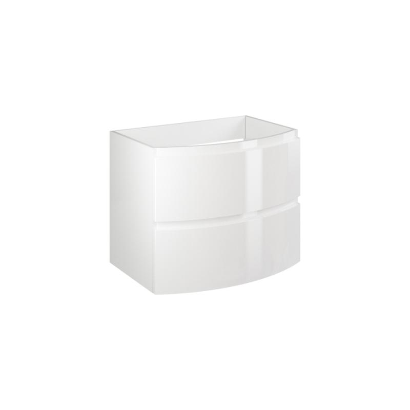 Mobilier baie pentru lavoar, alb, 70 X 49 X 56 cm - 1