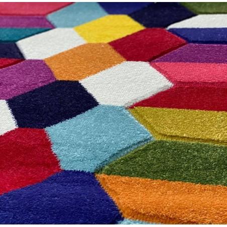 Covor Multicolor Firenze 100-002 - 1