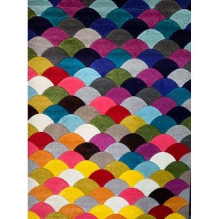 Covor Multicolor Firenze 100-003 - 1