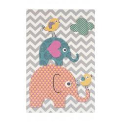 Covor elefant camera copii - 1