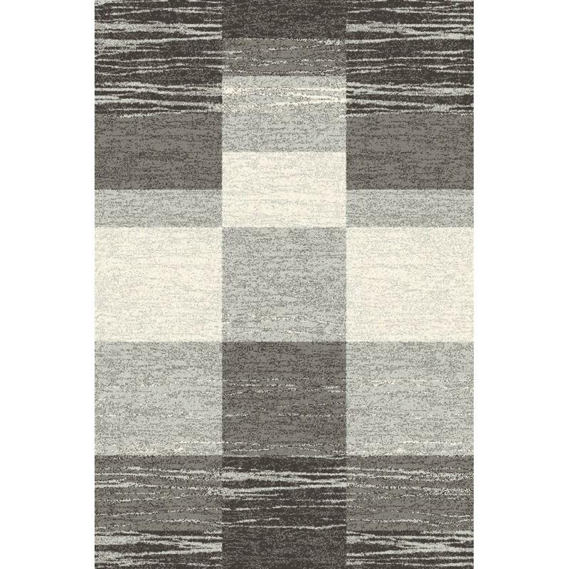 Covor lana Spilt gri - 1