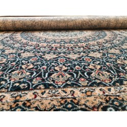 Covor lana Trubadur bleumarin - 2