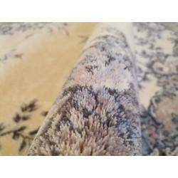 Covor lana oval Dafne alabastrowy - 3
