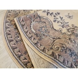 Covor lana oval Dafne alabastrowy - 4