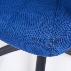 Scaun Legend albastru - 5