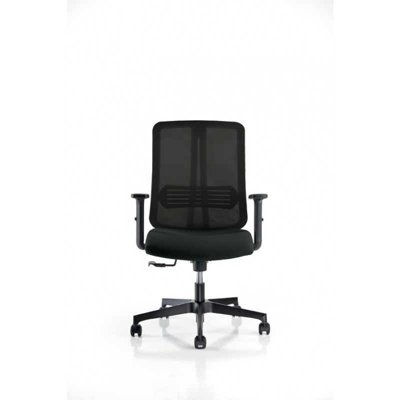 Scaun birou Vertigo negru - 1