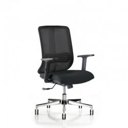 Scaun birou Vertigo negru - 2