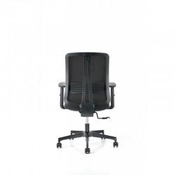 Scaun birou Vertigo negru - 4