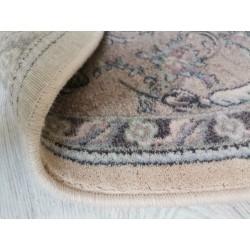 Covor lana Dafne alabaster cerc - 3